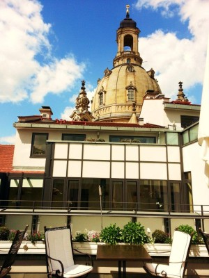 Frauenkirche Dresden Bodycoach